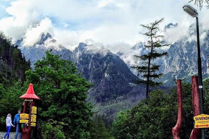 Hoge Tatra gebergte - Slowakije